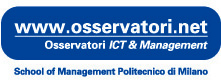 Logo Osservatori ICT & Management