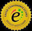 Servizio Approvato dal consorzio Netcomm - Sigillo Gold